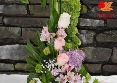 artisan fleuriste notre atelier de créations florales est situé à Fort de France en Martinique