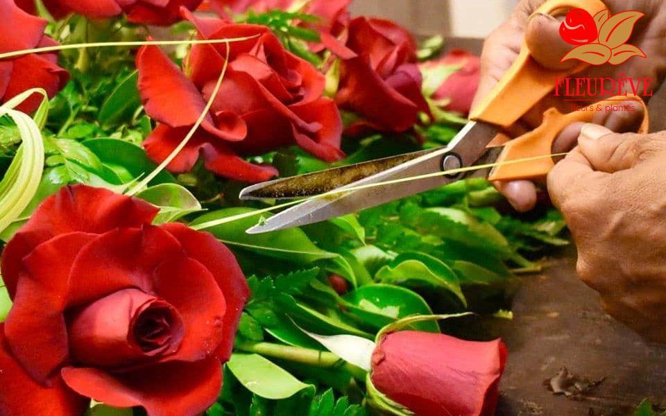 Besoin d'une livraison de fleurs en Martinique ?