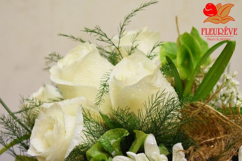Fleurir votre mariage : Une mission pour Fleurêve