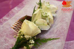 accessoire décoration florale mariage