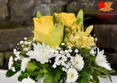 creation florale bouquet fleur fleureve martinique 04
