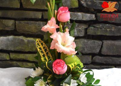 creation florale bouquet fleur fleurve martinique