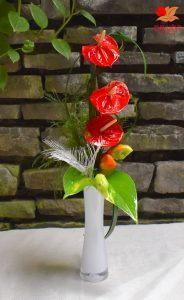 fleureve composition florale de la rentree