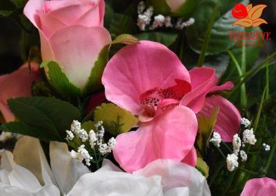 Fleureve-bouquet-fleur-en-tissu-martinique