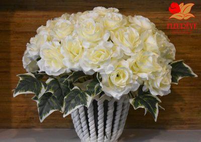fleureve - bouquets fleurs en tissu et synthetiques