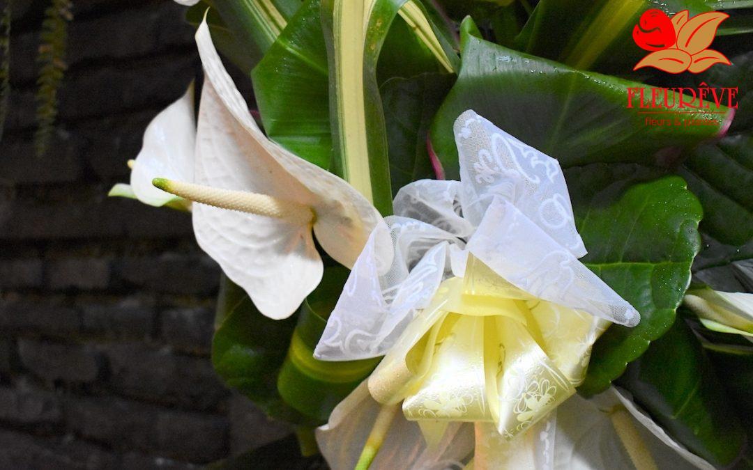 Fleurêve le partenaire des mariages en Martinique