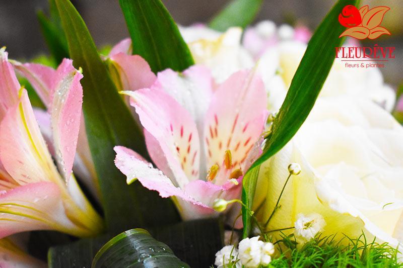 Fleurêve Fleuriste en Martinique crée vos compositions florales à la demande