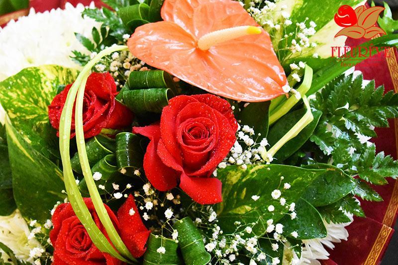 1470f537e94d07 Fleurêve fleuriste Fort de France livraison bouquets de fleurs ...