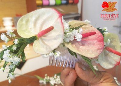 fleureve-mariage-bouquet de fleurs martinique - 001