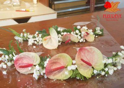 fleureve-mariage-bouquet de fleurs martinique - 002