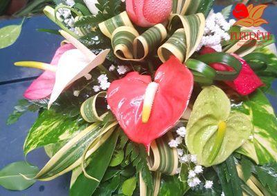 fleureve-mariage-bouquet de fleurs martinique - 005
