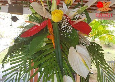 fleureve-mariage-bouquet de fleurs martinique - 006
