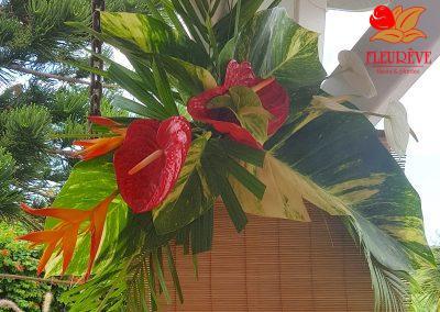 fleureve-mariage-bouquet de fleurs martinique - 008